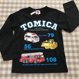 Takara Tomy - 新品 トミカ ロンT シャツ トップス 110cm