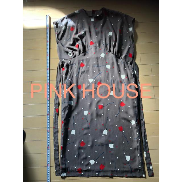 PINK HOUSE(ピンクハウス)のピンクハウスワンピース‼️お値引き中 レディースのワンピース(ひざ丈ワンピース)の商品写真