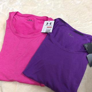 UNDER ARMOUR - underarmour Tシャツ ランニングシャツ