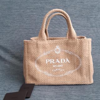 PRADA - PRADA カナパ ミニ 新品!