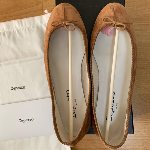 repetto(レペット)のrepetto  ゴート サンドリオン レディースの靴/シューズ(バレエシューズ)の商品写真