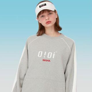 新品 oioi トレーナー メンズ レディース ユニセックス