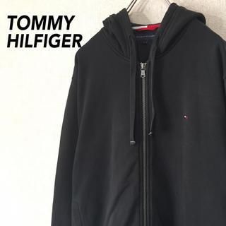 トミーヒルフィガー(TOMMY HILFIGER)のトミーヒルフィガー パーカー スウェット ワンポイント(パーカー)