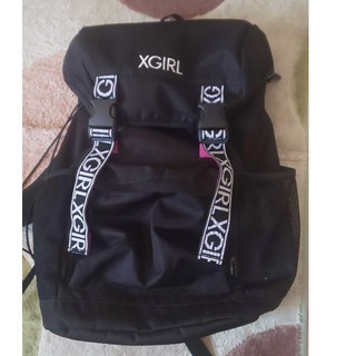 X-girl - x-girlリュック