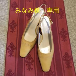 ☆美品☆ Akira Osaki エナメルパンプス23.5cm (ハイヒール/パンプス)