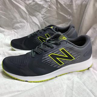 ニューバランス(New Balance)の新品 ニューバランス 25.5cm ランニングシューズ グレー(スニーカー)
