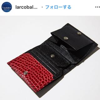 ラルコバレーノ  ミニ 財布 ウォレット タケオキクチ