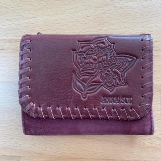 アナスイ(ANNA SUI)のANNA SUI 三つ折り財布(財布)