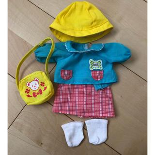 パイロット(PILOT)の☆メルちゃん 幼稚園の服 中古品☆(ぬいぐるみ/人形)