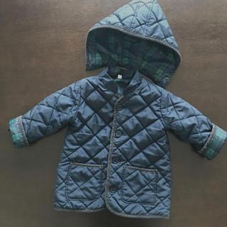 ムジルシリョウヒン(MUJI (無印良品))の無印良品 アウター 中綿 ジャケット 90cm(ジャケット/上着)