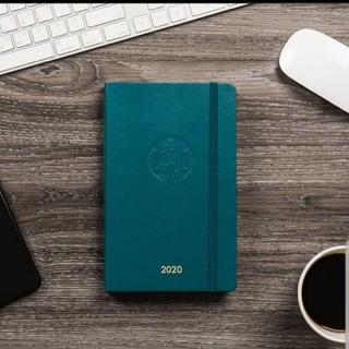 スターバックスコーヒー(Starbucks Coffee)のスタバ♡♡スケジュール帳 2020 韓国限定(カレンダー/スケジュール)
