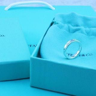 ティファニー(Tiffany & Co.)の☆新品☆未使用☆ティファニー 1837ナローリング 12号(リング(指輪))