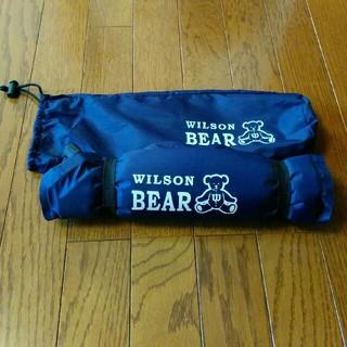 ウィルソン(wilson)のアウトドア クッションシート(その他)