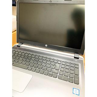 ヒューレットパッカード(HP)のHP pavilion notebook (ノートPC)
