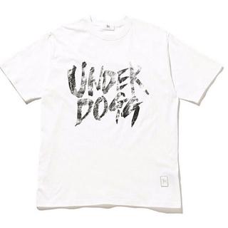 トゥエンティーフォーカラッツ(24karats)のUNDERDOGG Tシャツ Mサイズ(Tシャツ/カットソー(半袖/袖なし))