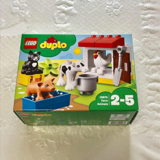 Lego - レゴ デュプロ ぼくじょうのどうぶつたち