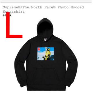 Supreme - supreme north face photo hooded