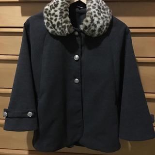 オリンカリ(OLLINKARI)のケープコート OLLINKARI  160サイズ(コート)