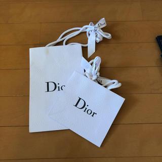 Dior - ショッパー袋 Dior
