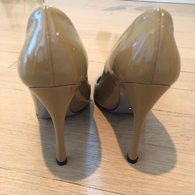 Sergio Rossi(セルジオロッシ)の極美品 セルジオロッシ パンプス 36 レディースの靴/シューズ(ハイヒール/パンプス)の商品写真