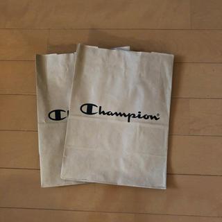 チャンピオン(Champion)のショッパー袋 champion(ショップ袋)