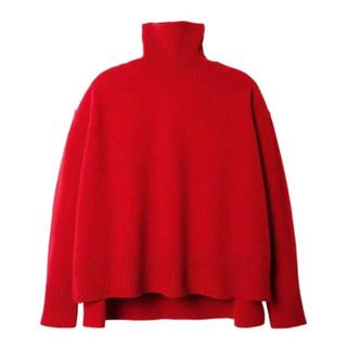 LE CIEL BLEU - 1月25日まで15800❤️ほぼ新品❤️ルシェルブルー ウールカシミヤセーター