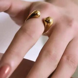 ドゥーズィエムクラス(DEUXIEME CLASSE)のnamida design ring 12号(リング(指輪))