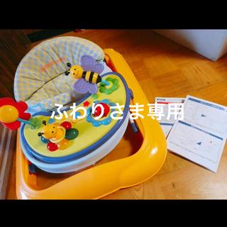 カトージ(KATOJI)のKATOJI  BeeBeeHumming ベビーウォーカー(歩行器)