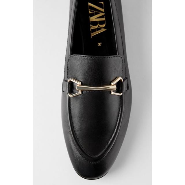 ZARA(ザラ)のZARA ローファー レディースの靴/シューズ(ローファー/革靴)の商品写真