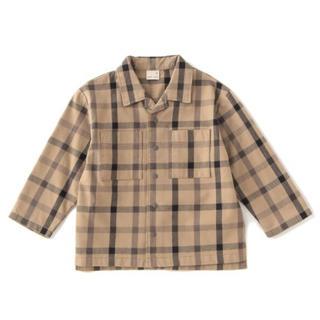 petit main - petit main    オープンカラーシャツ
