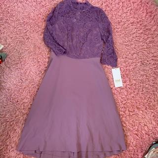 STRAWBERRY-FIELDS - ドレス(STRAWBERRY FIELDS)