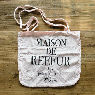 メゾンドリーファー(Maison de Reefur)のMAISON DE REEFUR メゾンドリーファー ショッパー(ショップ袋)