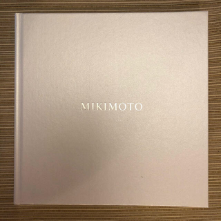 ミキモト(MIKIMOTO)のミキモト 指輪カタログ(その他)