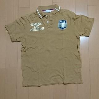 バックナンバー(BACK NUMBER)のメンズ ポロシャツMサイズ(ポロシャツ)