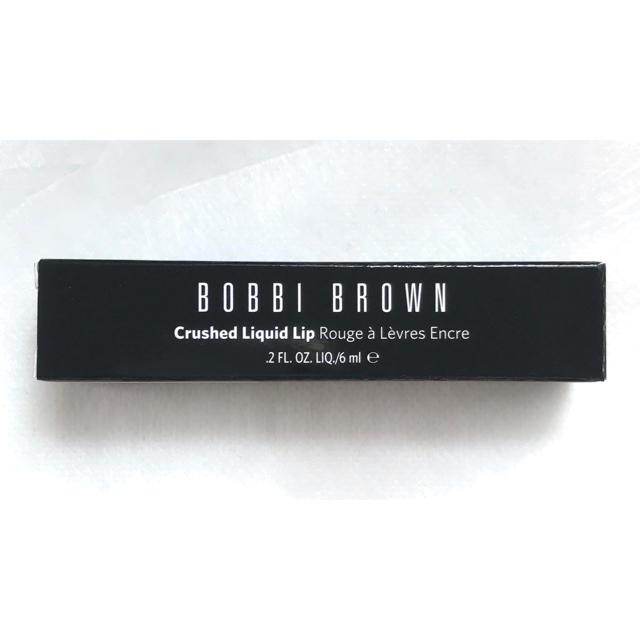 BOBBI BROWN(ボビイブラウン)の【 新品未開封 】オートココア BOBBI BROWN リキッドリップ コスメ/美容のベースメイク/化粧品(口紅)の商品写真