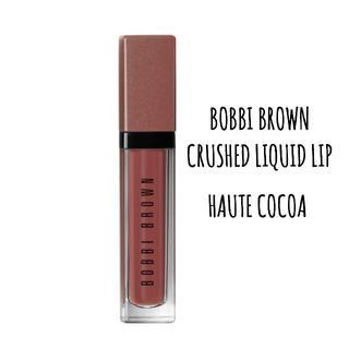 BOBBI BROWN - 【 新品未開封 】オートココア BOBBI BROWN リキッドリップ