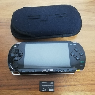 PlayStation Portable - PSP ブラック 本体