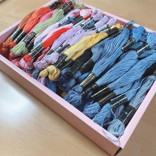 オリンパス(OLYMPUS)の刺繍糸📍165本set✨(生地/糸)