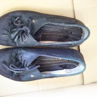 ドイツ製 Sinn comfort製 コンフォート靴  37 ジャンク (ローファー/革靴)