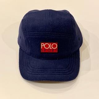 POLO RALPH LAUREN - 新品 POLO SPORT ポロスポーツ フリース ジェット 5パネル キャップ