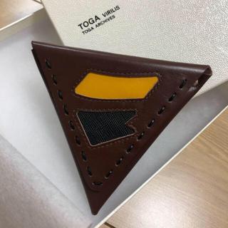 TOGA - TOGA コインケース レザー