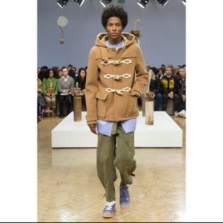 J.W.ANDERSON - jw anderson ダッフルコート