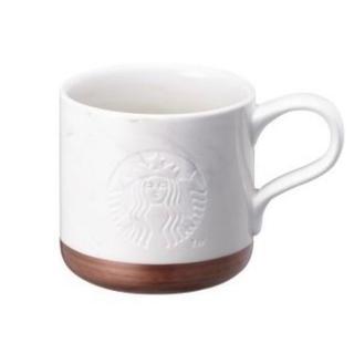 スターバックスコーヒー(Starbucks Coffee)の韓国 スタバ 大理石 マグカップ(グラス/カップ)