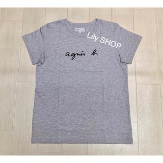 アニエスベー(agnes b.)のアニエス・ベー ロゴT(Tシャツ(半袖/袖なし))