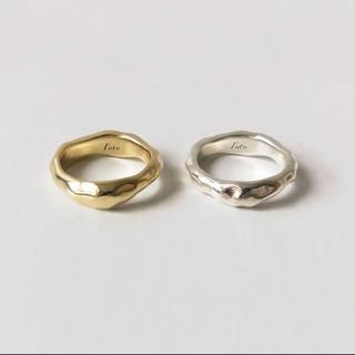 ビューティアンドユースユナイテッドアローズ(BEAUTY&YOUTH UNITED ARROWS)のl'oro/wv ring (gold)(リング(指輪))