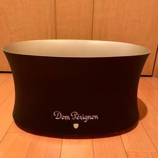 ドンペリニヨン(Dom Pérignon)の【新品未使用】ドンペリニヨン 金属製 特大ワインクーラー【専用の箱付き】(シャンパン/スパークリングワイン)