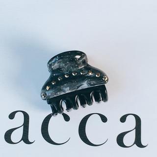 acca - ティアラクイーン マーブル 小 クリップ
