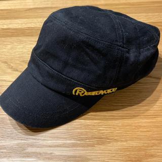 リアルビーボイス(RealBvoice)の帽子(キャスケット)