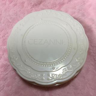 CEZANNE(セザンヌ化粧品) - セザンヌUVシルクカバーパウダー