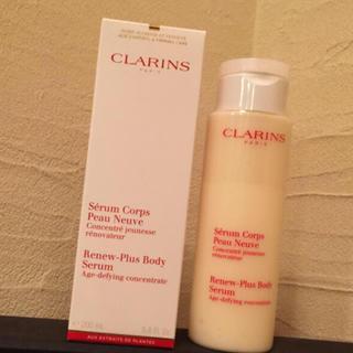 クラランス(CLARINS)の定価¥10,260 透明感のある肌、CLARINSボディ用美乳液⭐︎(ボディローション/ミルク)